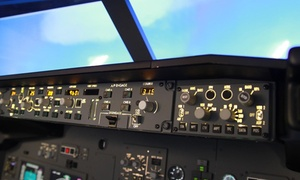 EasyFly: 30, 60 oder 120 Min. im Flugsimulator Boeing 737 - NG bei EasyFly (bis zu 48% sparen*)