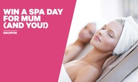 Win a Mothers Day Spa Day for Two