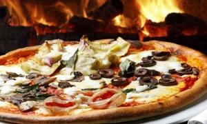 Ristorante Pizzeria L'Ulivo: Menu con pizza a scelta più birra per 2 o 4 persone al Ristorante Pizzeria L'Ulivo (sconto fino a 52%)