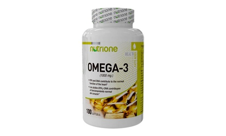 1, 2 o 3 botes de Omega 3 de 1000 mg Oferta en Groupon