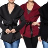 Women's Quilted Wrap Jacket