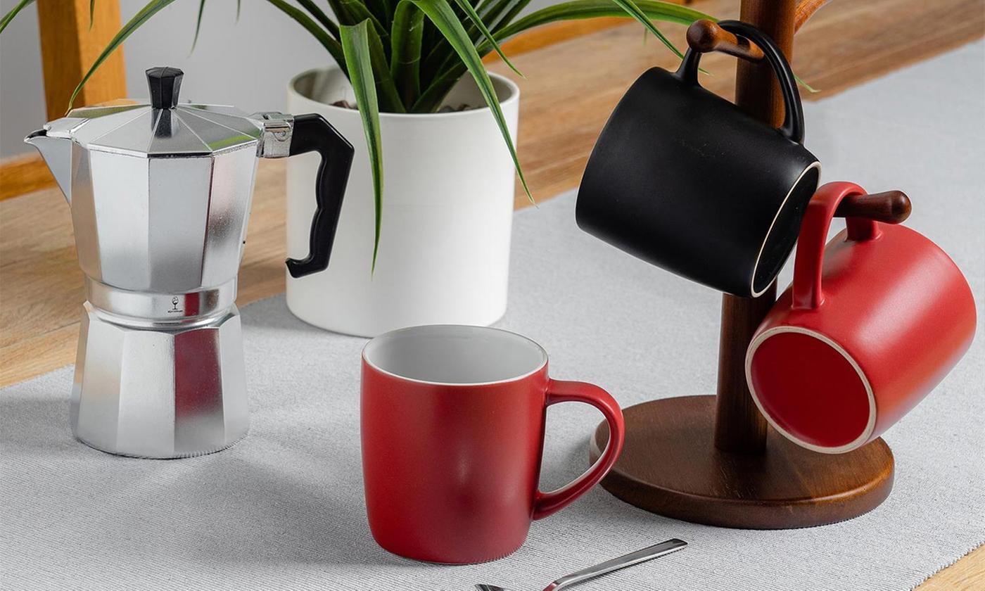 Cappuccino Latte Mugs