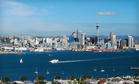 12-Day New Zealand and Fiji Vacation with Airfare