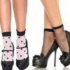 Leg Avenue Casual Anklets and Socks