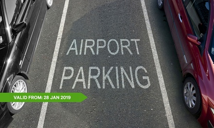 Airport Parking: 3 ($32), 5 ($48), 7 ($63), 10 ($75) or 14 Days ($82), EzyParking Gold Coast Airport (Up to $103 Value)
