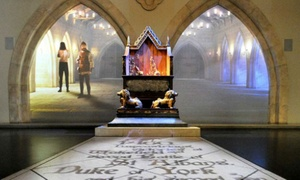 King Richard III Visitor Centre Trust: King Richard III Visitor Centre: Entry for Two or a Family of Four (Up to 33% Off)