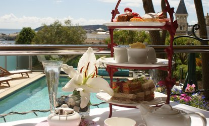 image for Afternoon Tea for One, Two or Four at The Bay (24% Off)