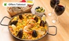 €60 Toward Spanish Food for Two