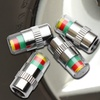 Tire Pressure Valve Covers (4-Pack)