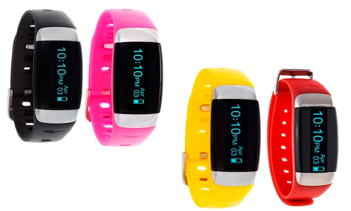 Everlast TR7 Activity Tracker and Heart Rate Monitor Watch