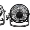 Evelots USB Powered Mini Ultra Quiet Home and Office Desktop Fan