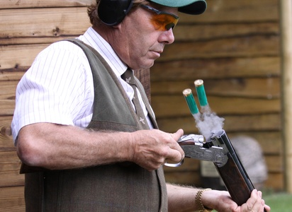 Ian & Gareth Butler Shooting School @ Hereford & Worcester Shooting Ground