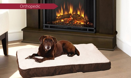 $19 for a Large Memory Foam Pet Bed