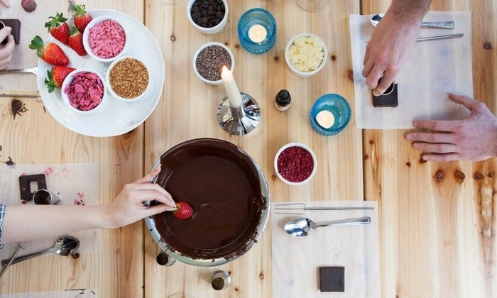 My Chocolate Chocolate Workshop