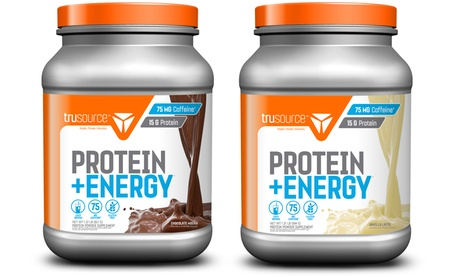 TruSource Protein+Energy Powder Supplement (27 Servings; 1- or 2-Pk.) 1e9dde80-52ae-11e7-8260-002590604002