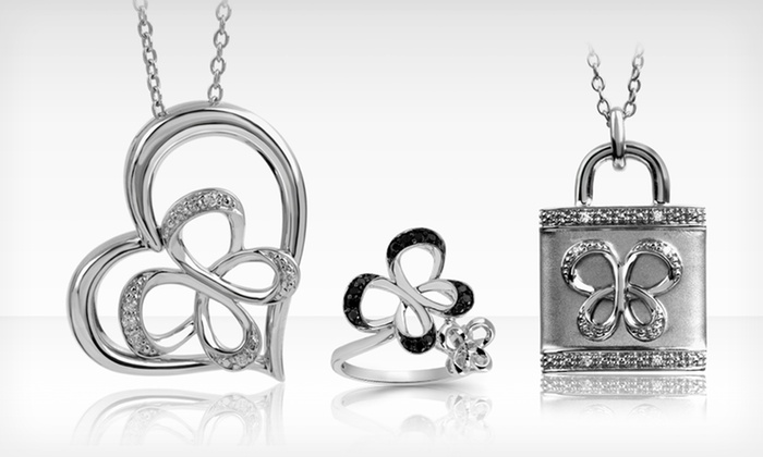 Sterling Silver Jessica Simpson Jewelry: Sterling Silver Jessica Simpson Jewelry (Up to 75% Off). Free Shipping and Returns.