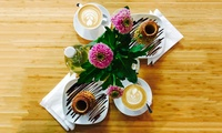Chimney Cake and Coffee for Two or Four at The Early Bird Coffee and Tea House (43% Off)