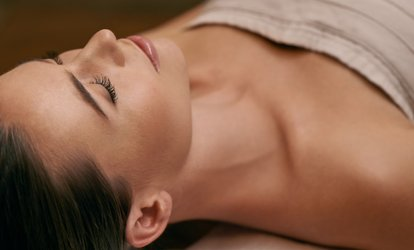image for Massage, Facial, and <strong>Sauna</strong> Package for One or Two at Massage Green Spa (38% Off)