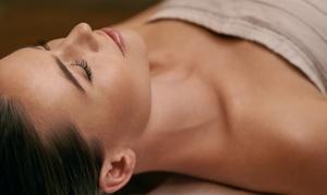 Healing Art Therapies: Express Facial or Electrolysis + Manicure & Pedicure: 1 ($49) or 2 Visits ($89) at Healing Art Therapies (Up to $320)