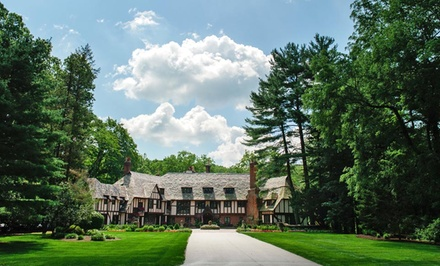Groupon Deal: Stay for Two at The Club at Hillbrook in Chagrin Falls, OH, with Dates into October