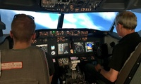 30- or 60-Minute Flight Simulator Experience at Velocity Flight Training (Up to 71% Off)