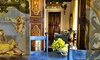 Gubbio: camera matrimoniale Comfort con colazione per 2