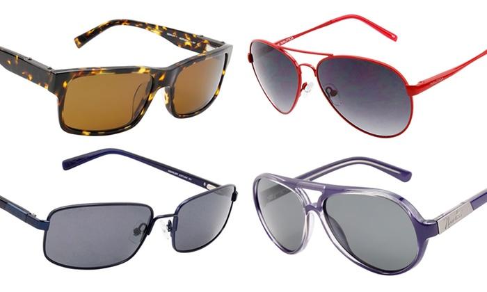 Nautica Aviator and Rectangle Unisex Sunglasses