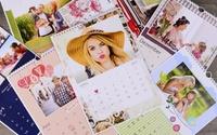 Individueller Fotokalender im A4-Hochformat mit Anfangsmonat nach Wahl von Colorland (bis zu 88% sparen*)
