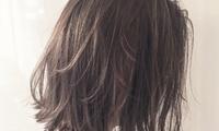 【最大75%OFF】洗練されたセンスと技術を持つ美容師が、魅力的なヘアスタイルへ≪(グラデーションカラーブリーチ込 or ハイライト)+...