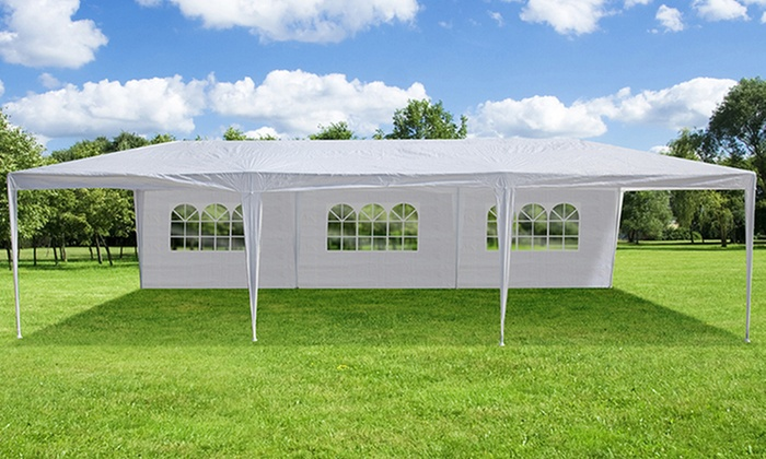 & Outdoor Event and Party Tent with Enclosures (10u0027x20u0027 or 10u0027x30 ...