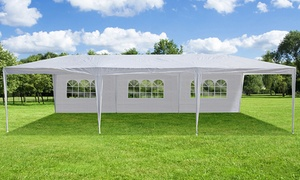 Outdoor Event and Party Tent with Enclosures (10'x20' or 10'x30')