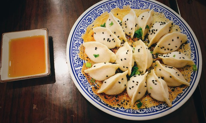 Nong Tang Noodle House - Melbourne: 3-Course Shanghai Meal + Wine or Beer for 2 ($29), 4 ($57) or 8 Ppl ($115) at Nong Tang Noodle House (Up to $264 Value)