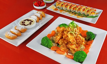 Sushi thai raleigh coupons