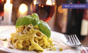 Paper Moon: Italian Cuisine at Paper Moon (Up to 45% Off). Two Options Available.