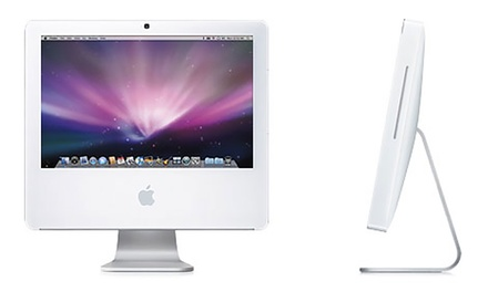 "Apple iMac A1195 17"" - Core Duo 1,83GHz - 2Gb RAM - 160GB iOS Snow Leopard - Reacondicionado por 169 € con envío gratis"