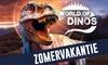 Entree World of Dino's