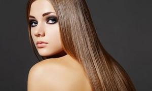 Ipanemas Uñas: Alisado brasileño, masaje craneal, corte y peinado con opción a manicura desde 49 € en Ipanemas Uñas
