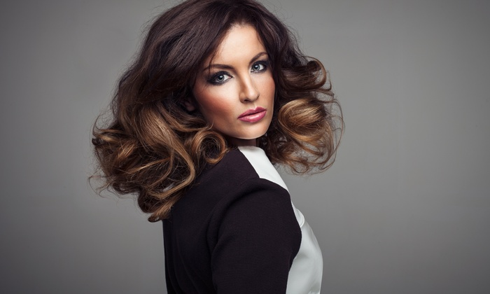 Attitudes Salon - Summerville: Haircut and Condition with Options for Partial or Full Highlights at Attitudes Salon (Up to 77% Off)