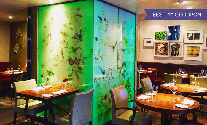 Michelin Listed Seven-Course Tasting Menu For One, Two or Four from £31 at L'Autre Pied (Up to 52% Off)