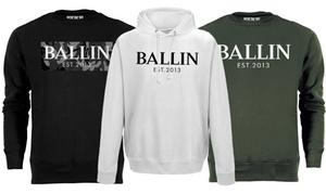 Heren trui of hoodie van Ballin