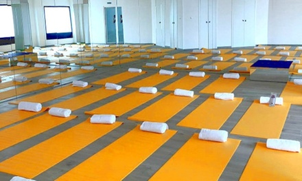 10 clases de bikram yoga mañana o tarde desde 39,99 € en Bikram Yoga Marbella