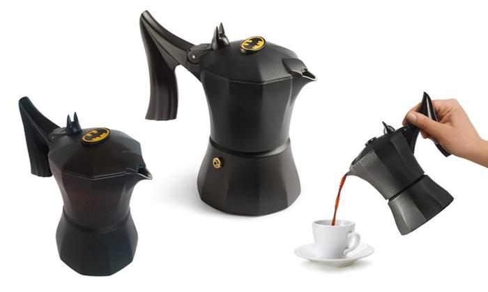 Caffettiera Batman Accademia Mugnano
