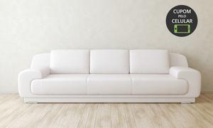 GWI Limpeza: GWI Limpeza – Jardim Guanhembu: lavagem e impermeabilização de sofá de até 5 lugares