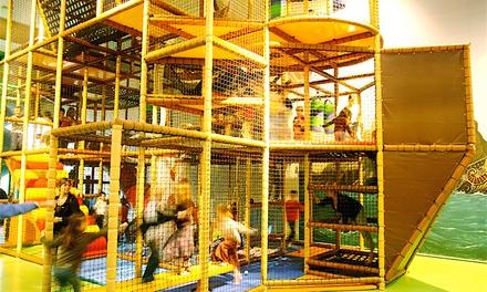 1 ou 2 entrées pour enfants au parc Les Zacroc's dès 8 €
