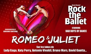 Tournée RomeoJuliet by Rock the Ballet