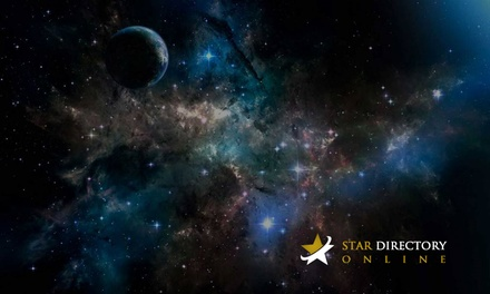 Name a Star from Star Directory Online