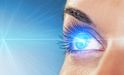 image for Wavefront LASIK Eye Surgery for Both Eyes at Viewpoint Vision (56% Off)