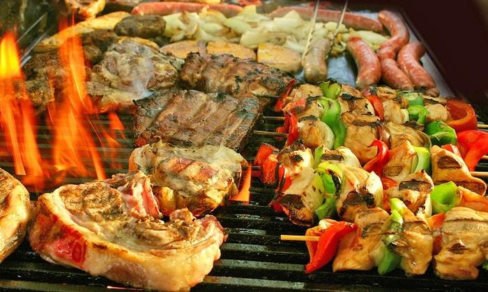 Barbecue Restaurant Rotterdam.Alfanos Restaurant