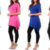 Women's Draped Long Tunic