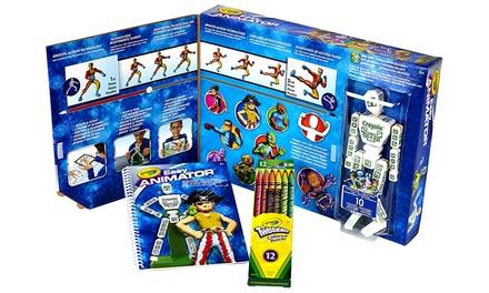 Crayola Easy Animator Set